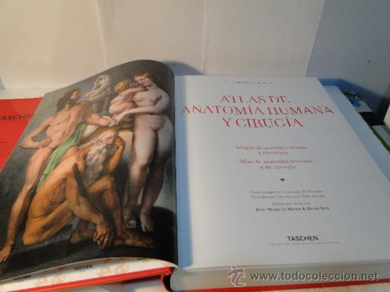atlas de anatomía humana y cirugía-j.m.bourgery - Comprar Libros de ...