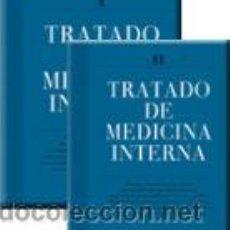Libros de segunda mano: TRATADO DE MEDICINA INTERNA. 2 VOLS. DR. CARLOS PEREZAGUA CLAMAGIRAND,. (DIRECTOR). ES CATEDRÁTICO D. Lote 31294848