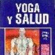 Libros de segunda mano: YOGA Y SALUD STEVEN BRENA M.D ARIEL GASTOS DE ENVIO GRATIS. Lote 31518758