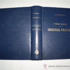 Libros de segunda mano: TRATADO DE UROLOGÍA PRÁCTICA J. F. JIMENEZ CRUZ EDITORIAL GREGORI, 1984 RM57939. Lote 31887037