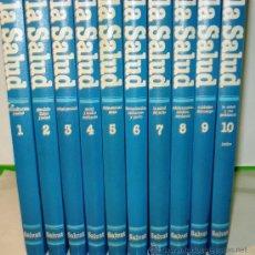 Libros de segunda mano: ENCICLOPEDIA LA SALUD - EDITORIAL SALVAT 1985. Lote 31946301