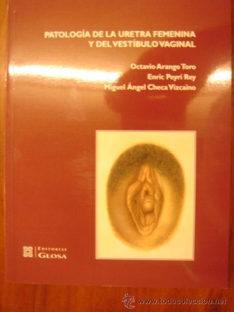 PATOLOGIA DE LA URETRA FEMENINA Y DEL VESTIBULO VAGINAL (Libros de Segunda Mano - Ciencias, Manuales y Oficios - Medicina, Farmacia y Salud)