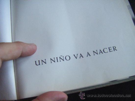 Libros de segunda mano: UN NIÑO VA A NACER, ORGANÓN, LENNART NILSSON, 1967. 160 PÁGINAS. FOTOGRAFIAS. 18 X 26 CM. TAPA DURA. - Foto 3 - 213456668