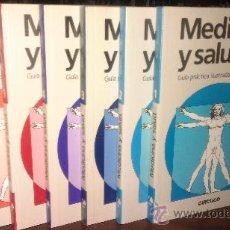 Libros de segunda mano: MEDICINA Y SALUD. Lote 33725540