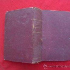 Libri di seconda mano: LIBRO MANUAL DE PATOLOGÍA EXTERNA E. FORGE TOMO I BARCELONA ED. HIJOS DE ESPASA L-2182. Lote 33992014