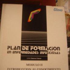 Libros de segunda mano: PLAN DE FORMACION EN ENFERMEDADES INFECCIOSAS. 6 TOMOS. J.R CISTERNA CANCER. ED GLAXO 1991. Lote 34249570