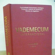 Libros de segunda mano - VADEMECUM INTERNACIONAL. Ed. Medicom, 2006 - 34694683