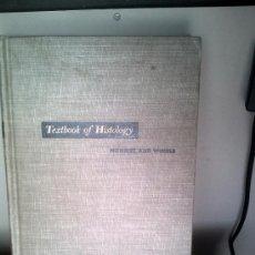 Libros de segunda mano: TEXTBOOK OF HISTOLOGY NONIDEZ J F WINDLE W F 1949. Lote 35834095
