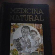 Libros de segunda mano: MEDICINA NATURAL - DR. VANDER - 1948 - TOMO III. Lote 35879461