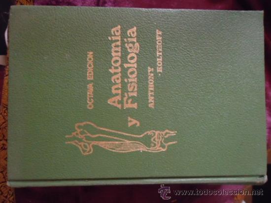 anatomia y fisiologia octava edicion, interamer - Comprar Libros de ...