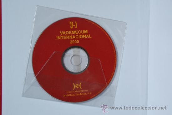 Libros de segunda mano: VADEMECUM INTERNACIONAL - AÑO 2000 - INCLUYE CD ROM - Foto 2 - 36987542