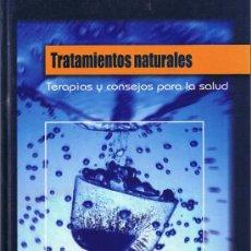 Libros de segunda mano: TRATAMIENTOS NATURALES - 2005 - EDITA CULTURAL . Lote 37214419