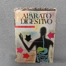 Libros de segunda mano: APARATO DIGESTIVO. Lote 37246564