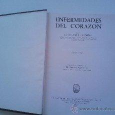 Libros de segunda mano: ENFERMEDADES DEL CORAZÓN.. Lote 37687892