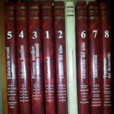 Libros de segunda mano: ENCICLOPEDIA. PROGRAMA FORMACIÓN DE PADRES. LIBROS. Lote 39331059