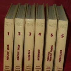 Libros de segunda mano: LIBRO - CURSOS DE ORIENTACION FAMILIAR - CURSOS MEDICINA, SALUD Y PSICOLOGÍA - EDIT: OCEANO 1980. Lote 39415458