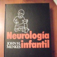 Libros de segunda mano: NEUROLOGIA INFANTIL, JOHN H. MENKES, SALVAT. Lote 39440921