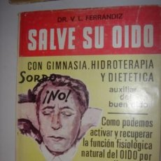 Libros de segunda mano: ENCICLOPEDIA MEDICINA NATURAL. DR. VICENTE L.FERRANDIZ. CEDEL. 1972. Lote 39641404