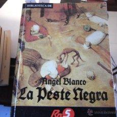 Libros de segunda mano: LA PESTE NEGRA.. Lote 39696193