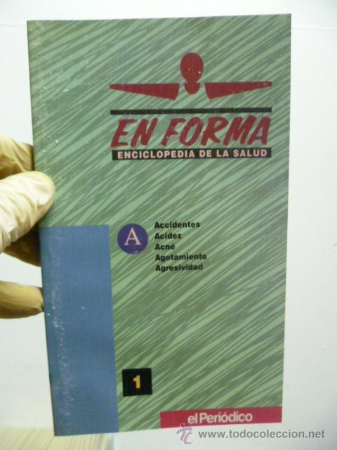 Libros de segunda mano: En forma: enciclopedia de la salud 29T (Completa) por La Voz de Asturias y Cajastur en Oviedo 1990 - Foto 2 - 40048803