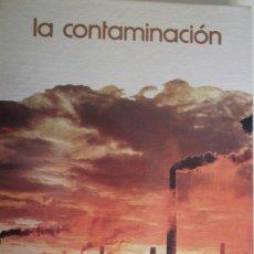 Libros de segunda mano: LA CONTAMINACIÓN. BIBLIOTECA SALVAT DE GRANDES TEMAS, Nº 1.. Lote 40121396