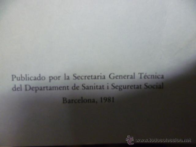 Libros de segunda mano: Manual de Notificación de las Enfermedades de Declaración Obligatoria, 1981 - Foto 2 - 40462769