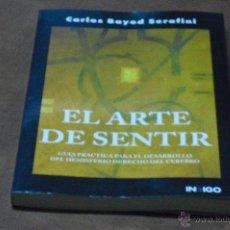 Libros de segunda mano: GUIA PRACTICA PARA DESARROLLO HEMISFERIO DERECHO CEREBRO.-EL ARTE DE SENTIR. Lote 41555820