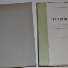 Libros de segunda mano: TRATADO DE HIGIENE. TOMOS I Y II. DOS TOMOS. PROF. DR. VALENTÍN MATILLA Y OTROS RM65137. Lote 42344485