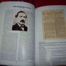 Libros de segunda mano: 100 FIGURAS DE LA UROLOGÍA ESPAÑOLA.MARIANO PÉREZ ALBACETE.2005.TODO UNA JOYA!!!!.VER FOTOS.. Lote 58145317