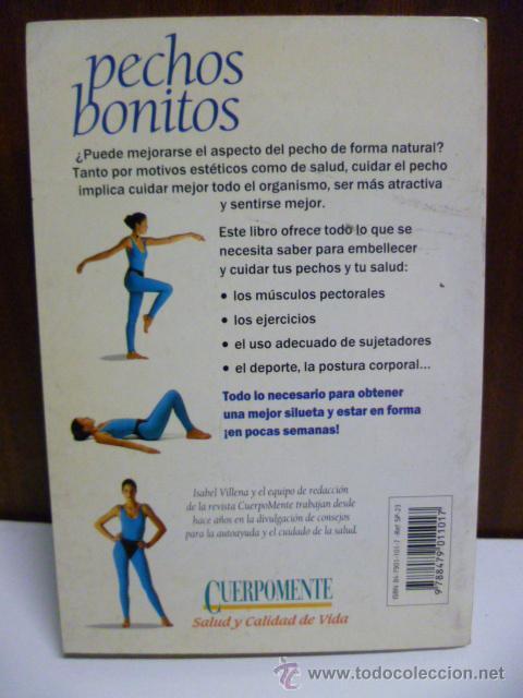 Libros de segunda mano: GUIA DE EJERCICIOS PARA LOGRAR UNOS PECHOS BONITOS, AUTOR: ISABEL VILLENA - Foto 4 - 42451477