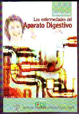LAS ENFERMEDADES DEL APARATO DIGESTIVO ME-263 (Libros de Segunda Mano - Ciencias, Manuales y Oficios - Medicina, Farmacia y Salud)