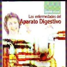 Libros de segunda mano: LAS ENFERMEDADES DEL APARATO DIGESTIVO ME-263. Lote 42932050