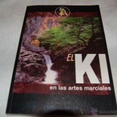Livros em segunda mão: EL KI EN LAS ARTES MARCIALES. Lote 204333431
