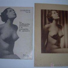 Libros de segunda mano: LIBRITO ...CULTURA SEXUAL...Nº 10...CON FOTOGRAFIA ORIGINAL DE LA PORTADA.. Lote 43064562
