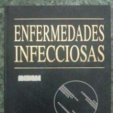 Libros de segunda mano: ENFERMEDADES INFECCIOSAS. IDEPSA, 1998. Lote 43356739