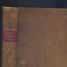 Libros de segunda mano: ENFERMEDADES DEL APARATO DIGESTIVO Y DE LA NUTRICION-1935. Lote 44824429