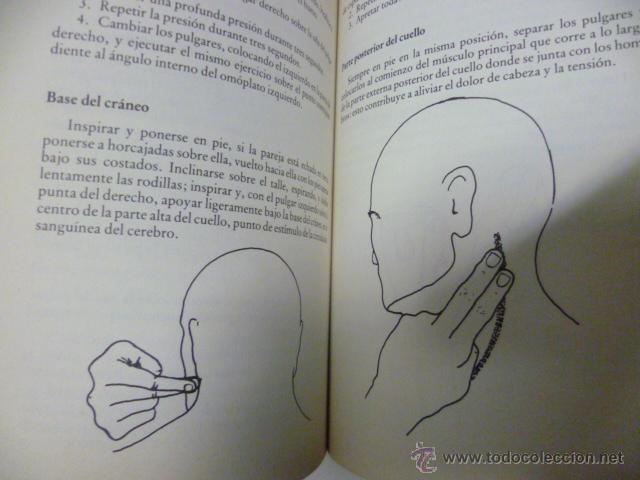 Libros de segunda mano: Masaje y automasaje de oriente y occidente - Gaya Garaudy - Foto 4 - 44827522