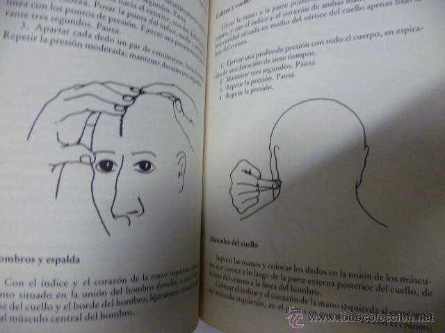 Libros de segunda mano: Masaje y automasaje de oriente y occidente - Gaya Garaudy - Foto 6 - 44827522