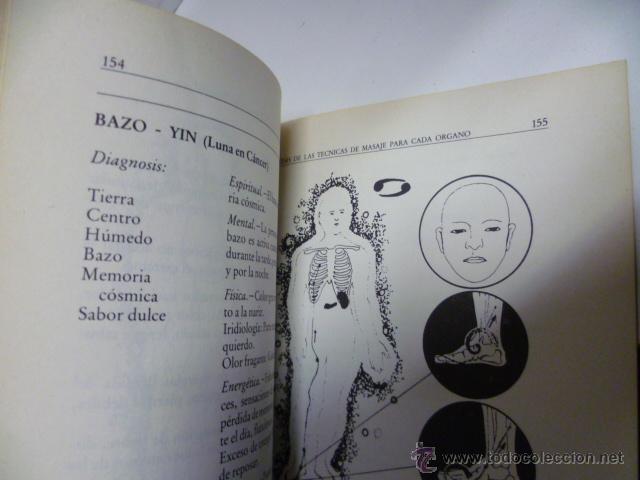 Libros de segunda mano: Masaje y automasaje de oriente y occidente - Gaya Garaudy - Foto 8 - 44827522