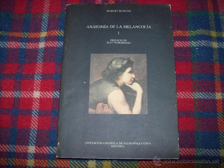 anatomía de la melancolía i.robert burton.asoci - Comprar Libros de ...
