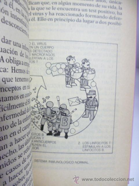 Libros de segunda mano: Sida, ¿hasta cuando? 1ª edicion febrero 1986, 208 paginas - Foto 3 - 44925394
