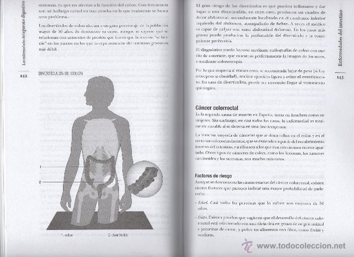 Libros de segunda mano: LAS ENFERMEDADES DEL APARATO DIGESTIVO ME-263 - Foto 3 - 42932050