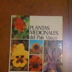 Livros em segunda mão: LIBRO PLANTAS MEDICINALES DEL PAÍS VASCO. LA GRAN ENCICLOPEDIA VASCA. ORIGINAL AÑOS 70. Lote 45524210