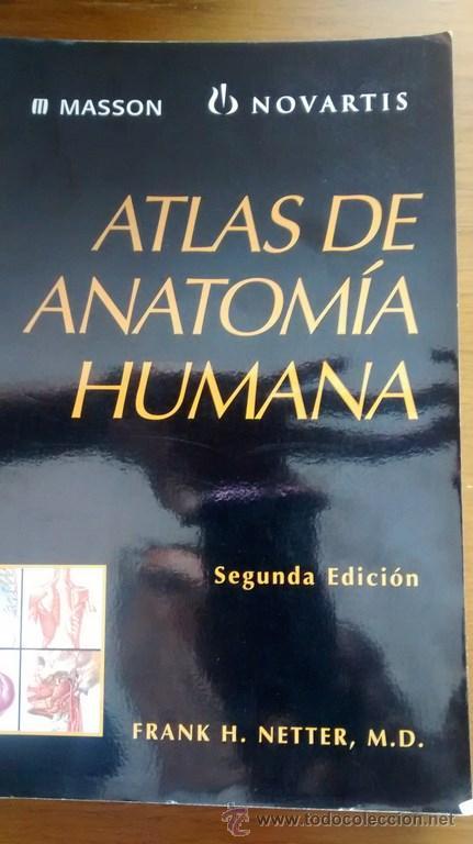 libro / atlas de anatomia humana / frank henry - Comprar Libros de ...