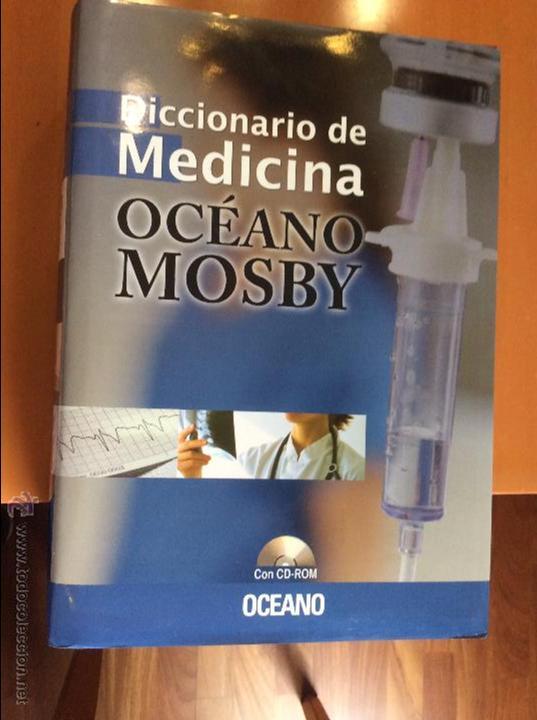diccionario de medicina océano mosby - Comprar Libros de medicina ...