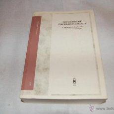 Libros de segunda mano: LECCIONES DE PSICOLOGÍA MEDICA LEOPOLDO ORTEGA-MONASTERIO. Lote 46375778