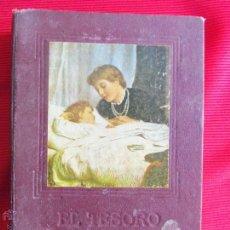 Libros de segunda mano: EL TESORO DEL HOGAR - MATERNIDAD. Lote 46888180