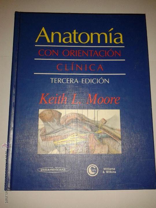 anatomía con orientación clínica 1993 keith l. - Comprar Libros de ...