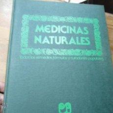Libros de segunda mano: LIBRO MEDICINAS NATURALES L-8301. Lote 47018783