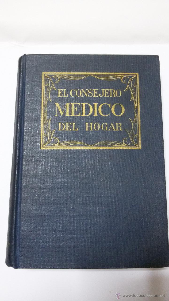 El consejero medico del o comprar libros de medicina farmacia y salud - Cosas del hogar de segunda mano ...